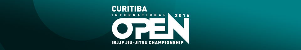 Curitiba Fall International Open IBJJF Jiu-Jitsu Championship – 2017
