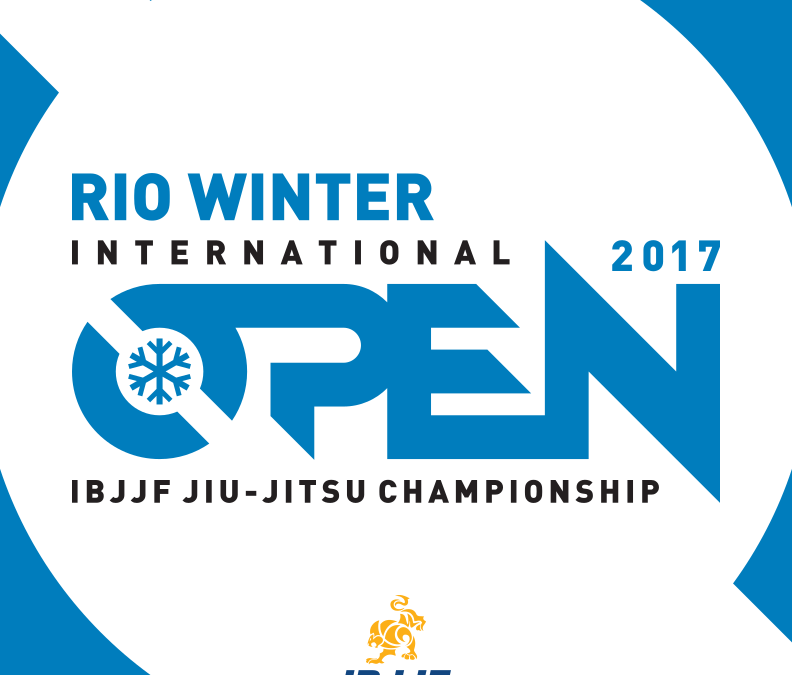 Rio Winter International Open IBJJF Jiu-Jitsu Championship 2017
